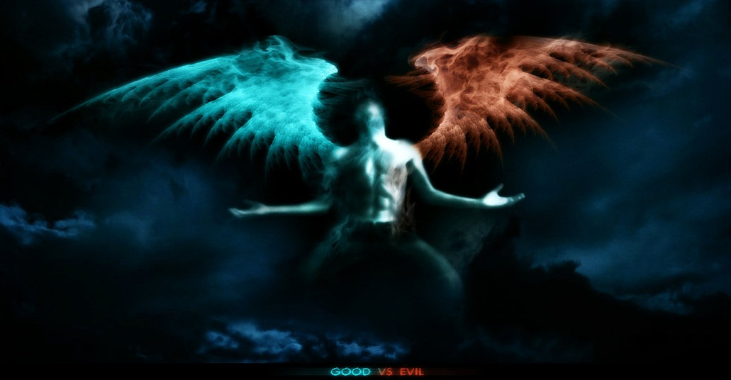 good_vs_evil_angel_by_mirerror