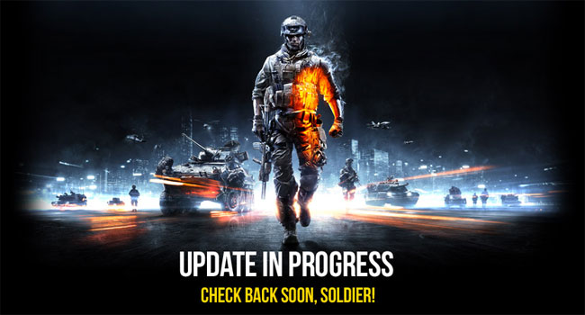Changes to Battlefield