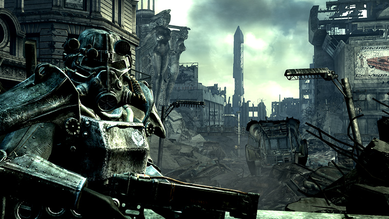 fallout3 armored