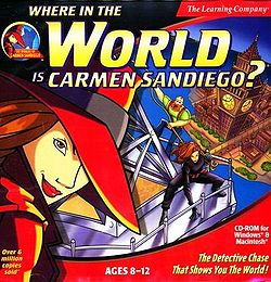 download where in the world is carmen sandiego
