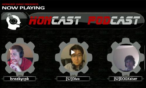Honcast podcast