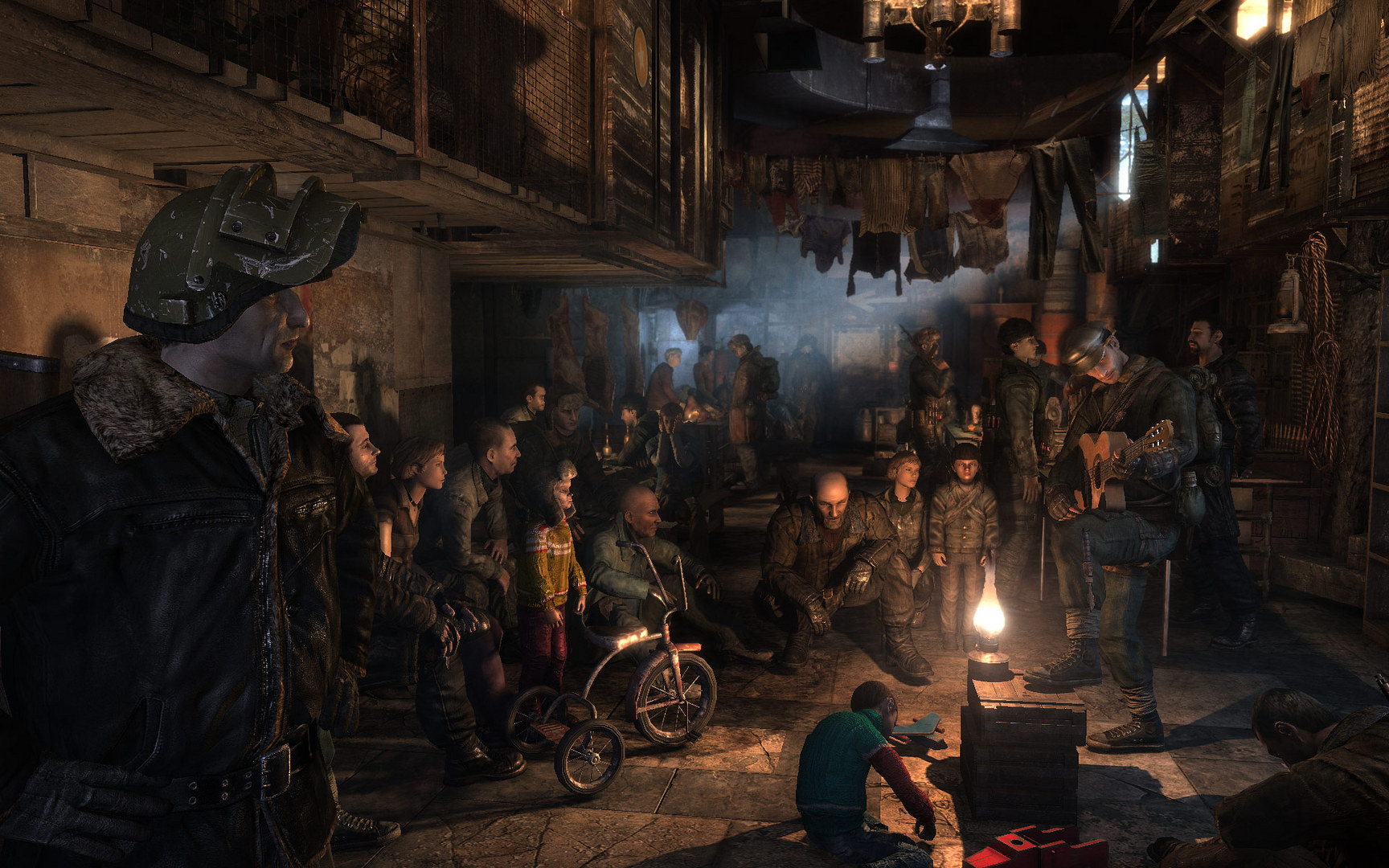 Overdue Review: Metro 2033