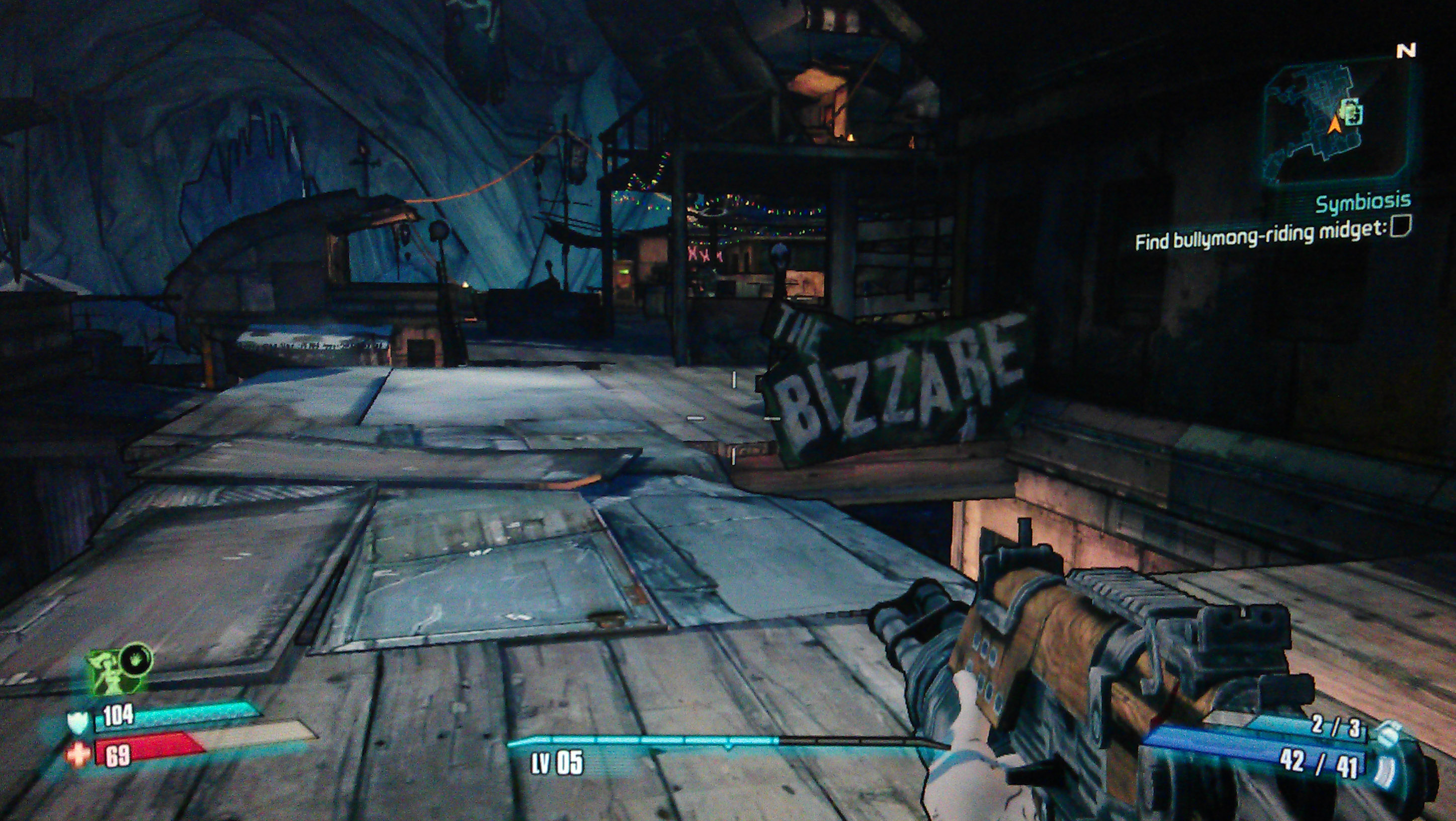 sir hammerlock Archives - Non-Fiction Gaming Borderlands 2 Walkthrough