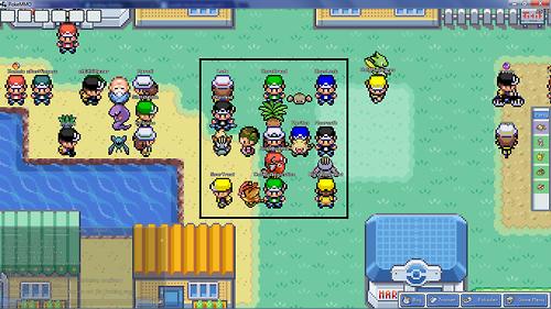 Pokemon MMO
