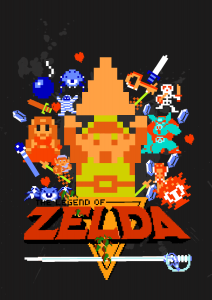 The_Legend_of_Zelda_8_Bit_by_gamingaddictmike125