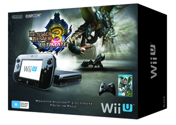 Wii U MH3U Bundle