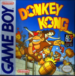 GB-DonkeyKong gameboy