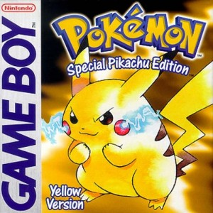 Pokemon_Yellow gameboy