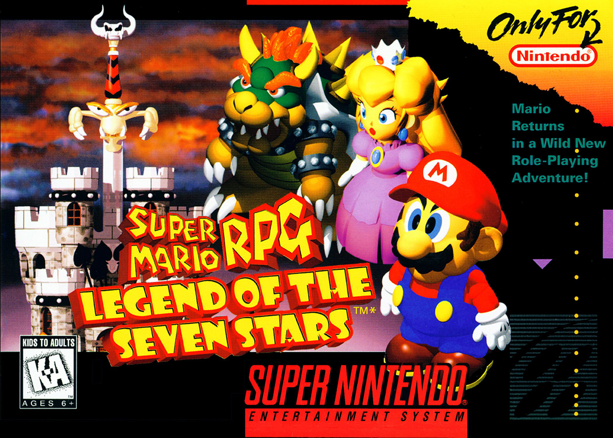 The MacWha's Top 5 Super Nintendo Games of All Time