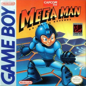 mega man gameboy