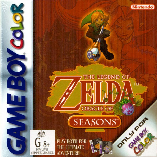 oracle of seasons gameboy