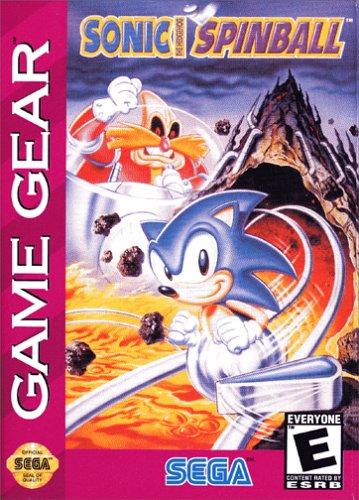 Sonic Spinball sega genesis