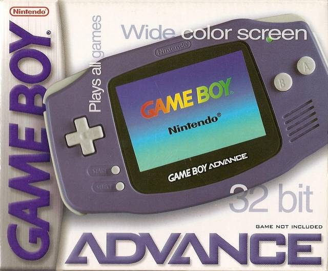 Game Boy Advance (1)