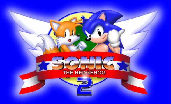 Sonic 2 sega genesis