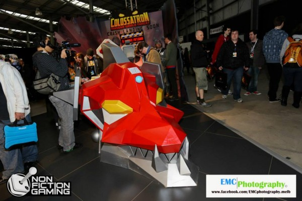Colossatron at PAX Australia
