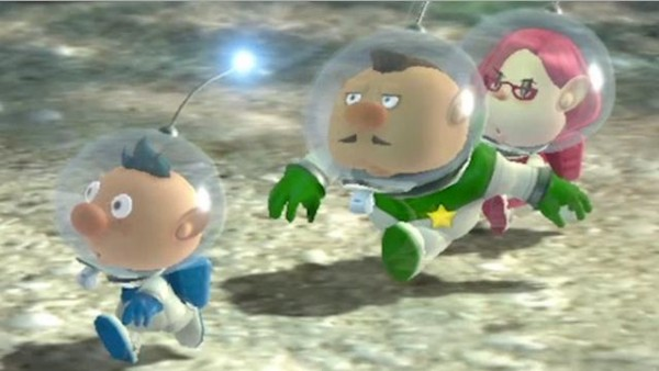 Pikmin 3 Characters