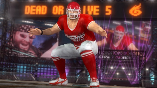 dead or alive 5 ultimate core fighters costumes