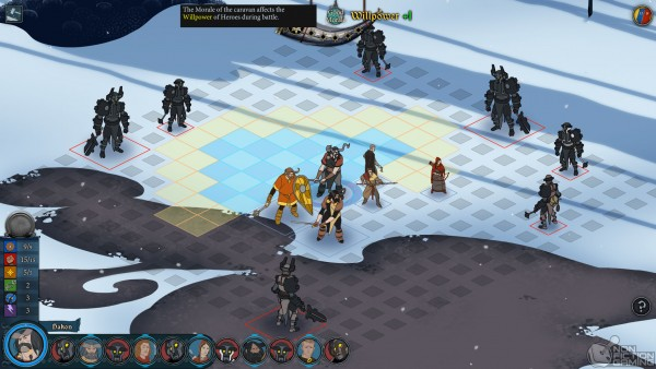 The Banner Saga Review
