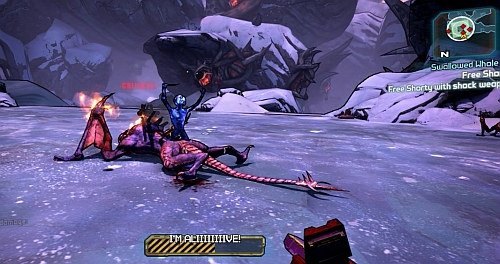 Borderlands 2 Guide Swallowed Whole