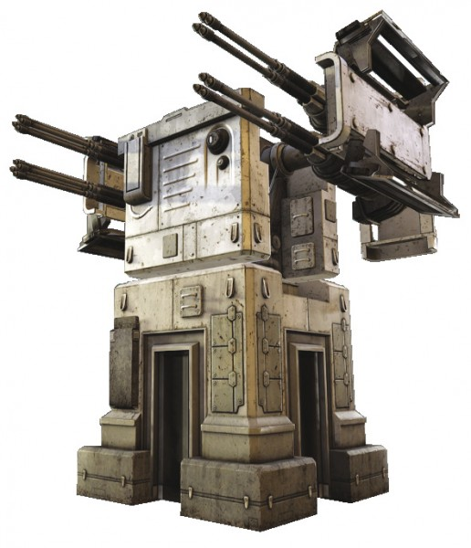 leaked titanfall images