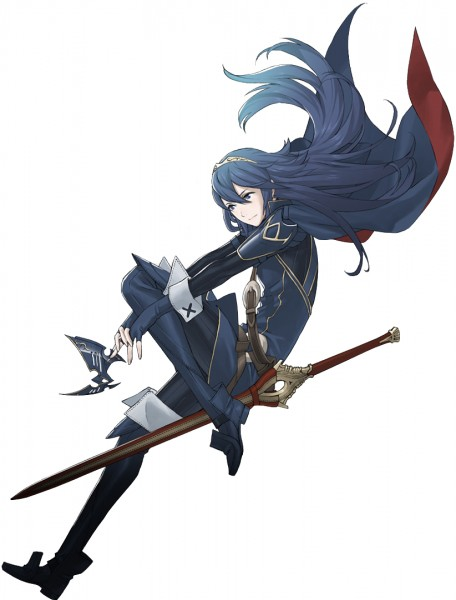 Lucina Fire Emblem Smash Bros