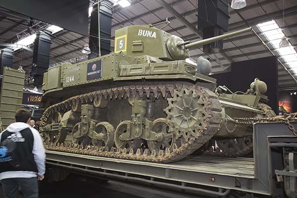 PAX Aus World of Tanks