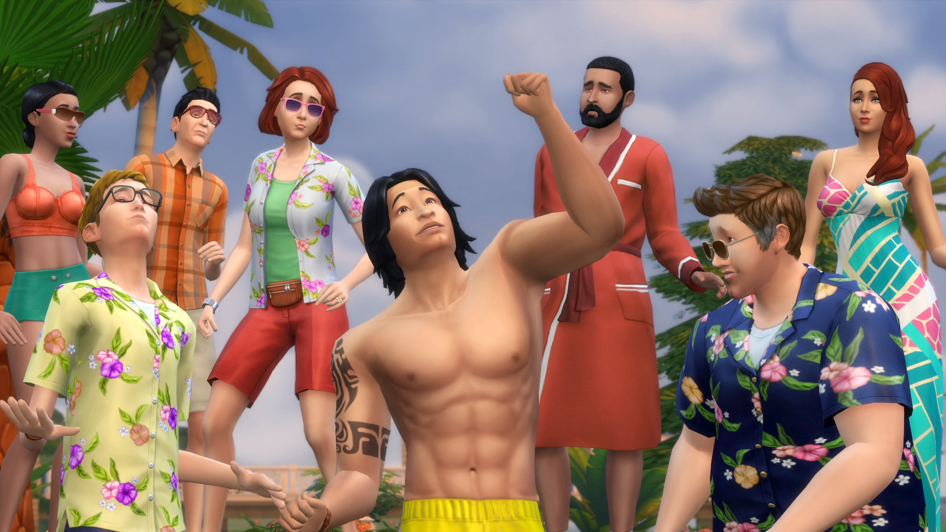 Sims 4 nagie porno pics
