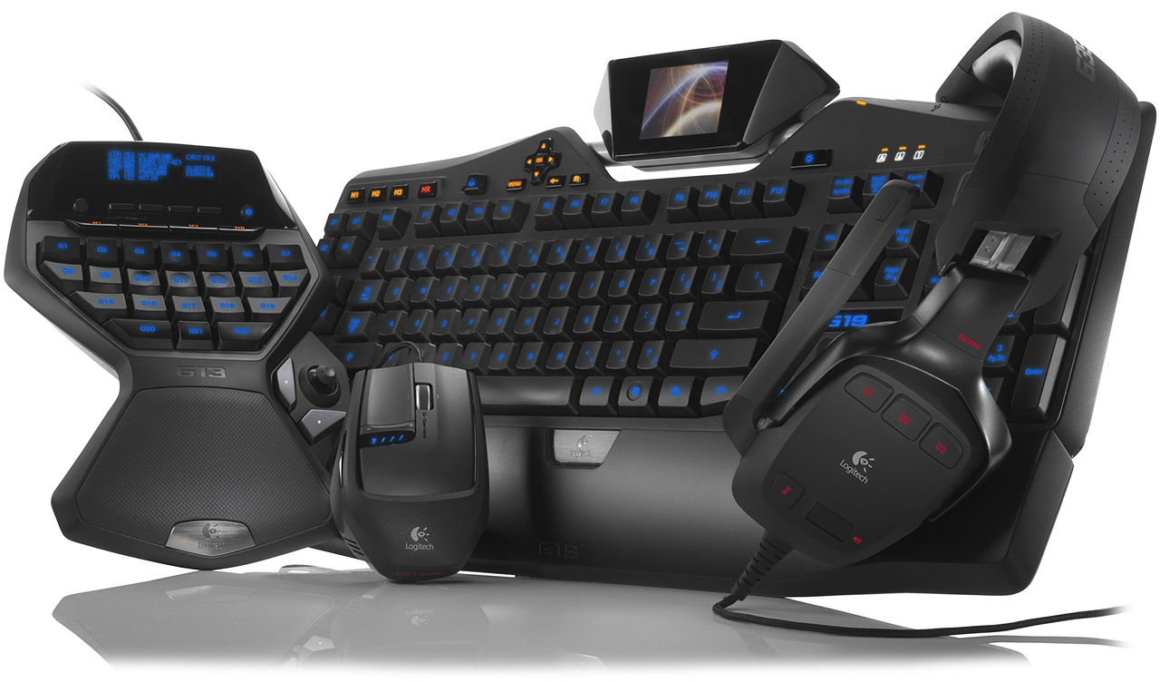 5 Accessories To Make Your PC Gaming Easier : acc 3 <strong>Cool</strong> Gaming Keyboards from www.nonfictiongaming.com size 1280 x 752 jpeg 277kB