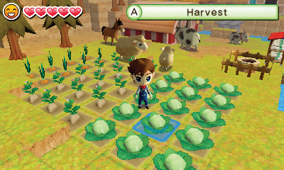 Harvest Moon The Lost Valley_ Screenshot (3)