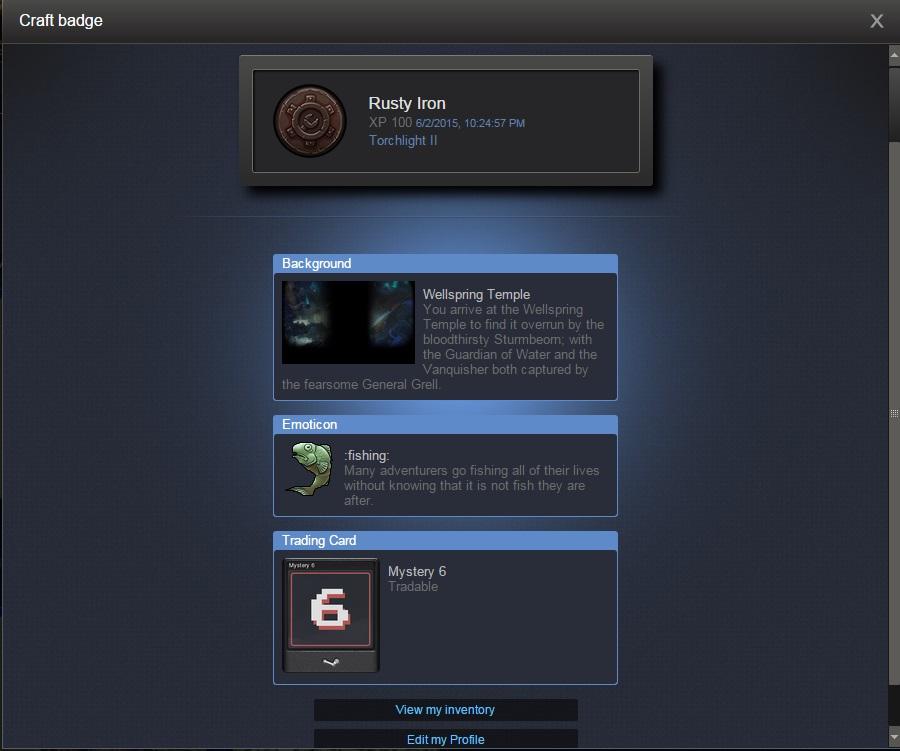 device steam profile