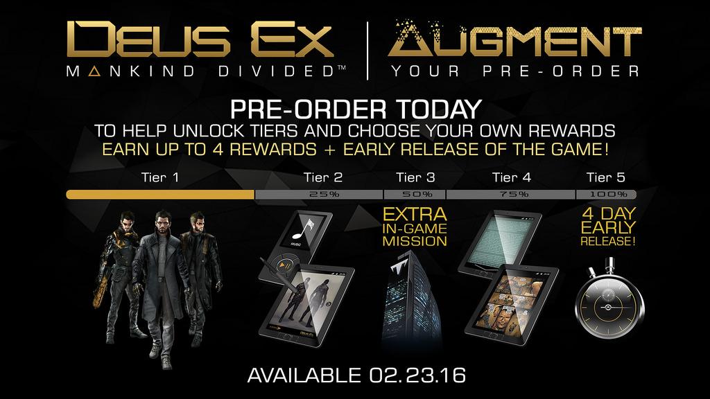 Deus ex mankind divided collectors edition