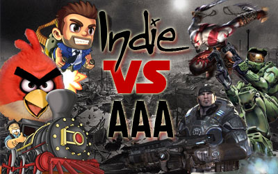 Do You Prefer AAA Games or Indie Titles? (Discuss)