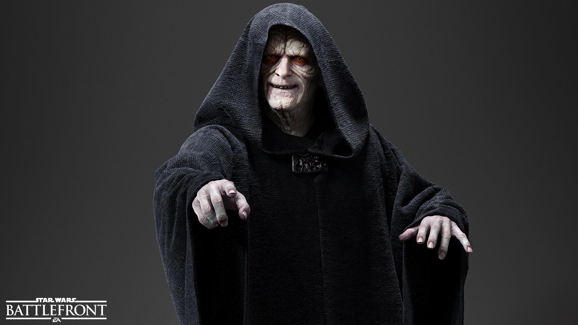 Star Wars Battlefront Emperor