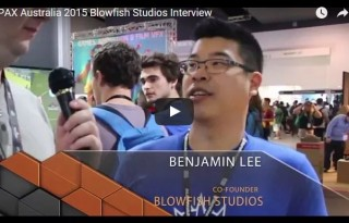 Blowfish Studios Interview