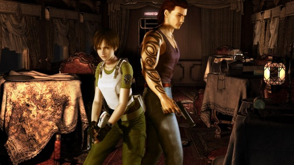 Resident Evil Zero Remastered