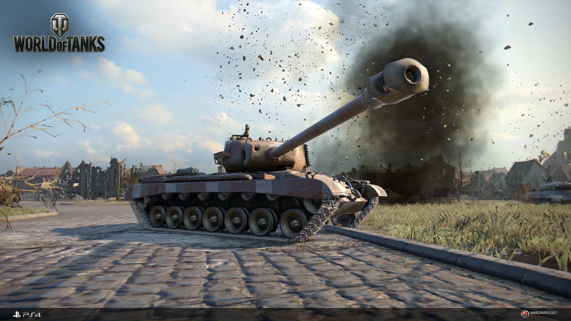 World of Tanks PS4 Open Beta