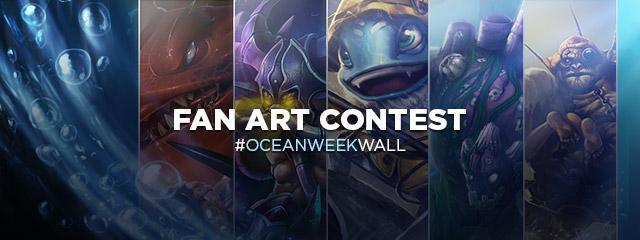 ocean week content