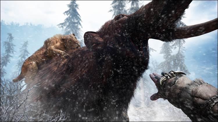 Far Cry Primal Video