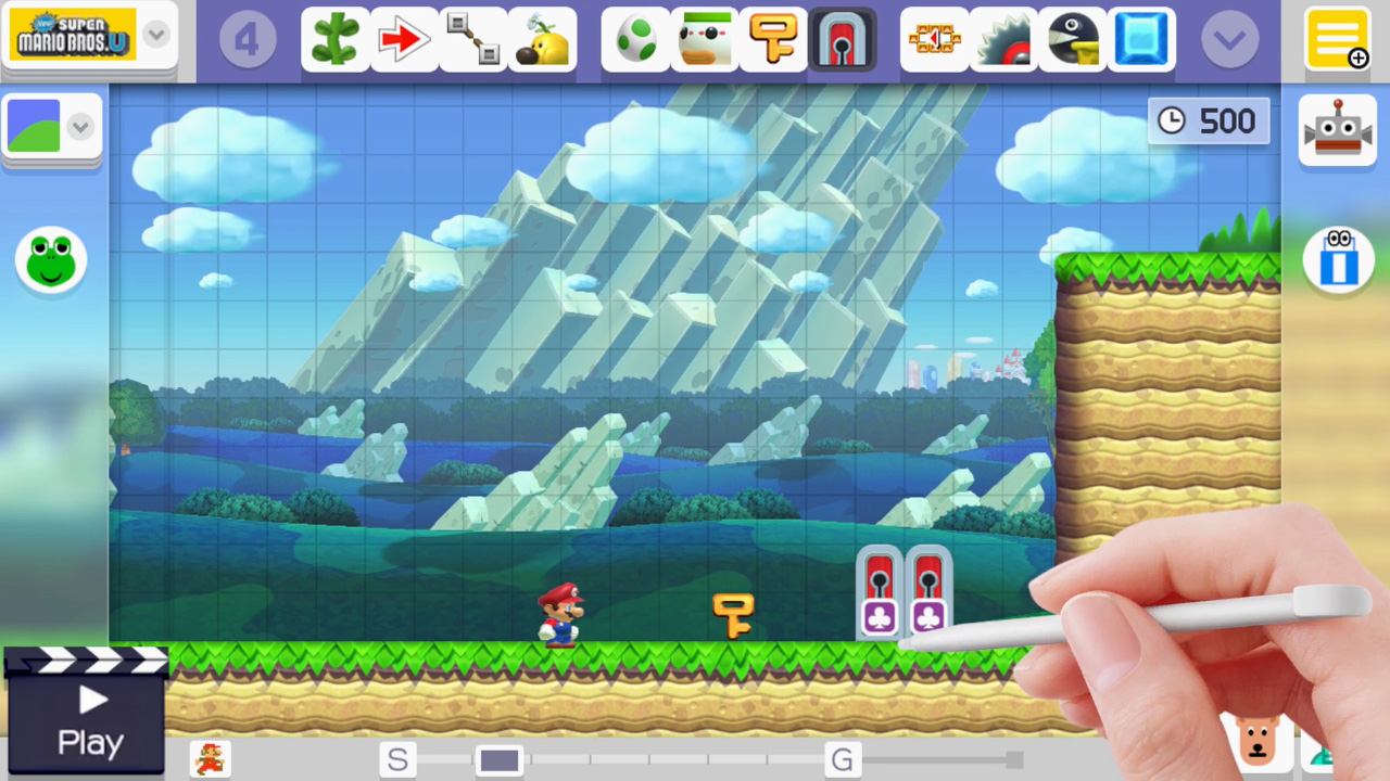Super Mario Maker March Update (3)