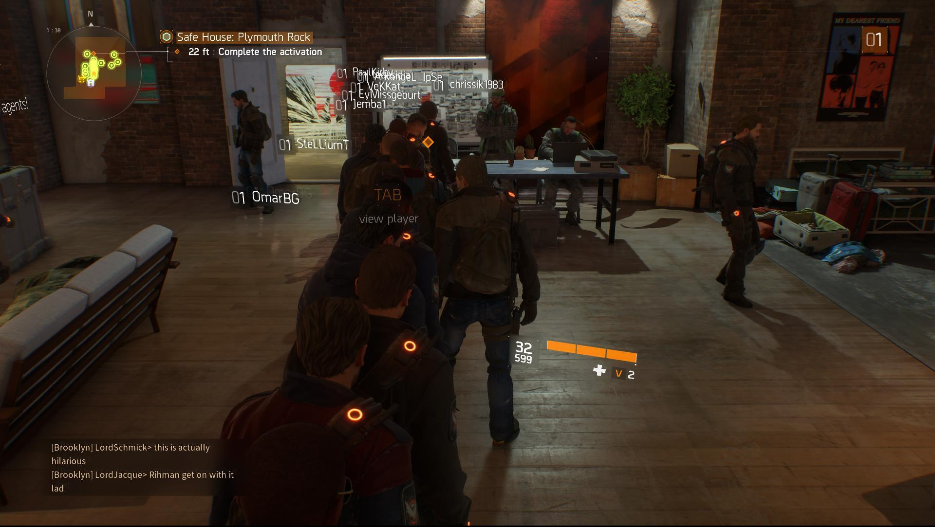 The Division' Launches with Day One Issues and 2GB Patch