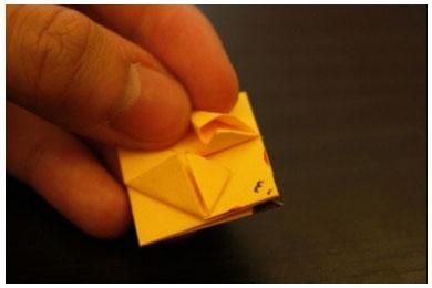 Origami Pikachu 15