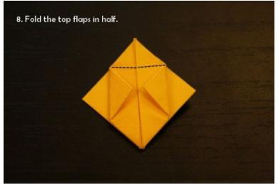 Origami Pikachu 8
