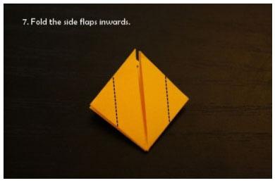 Origami Pikachu 11