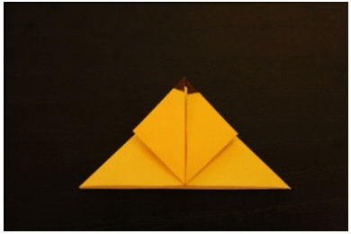 How To Create An Origami Pikachu From a Post-It Note | 260x390