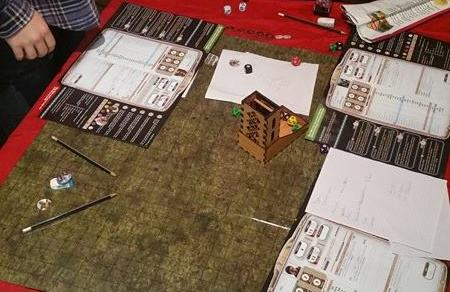 Star Wars RPG Setup
