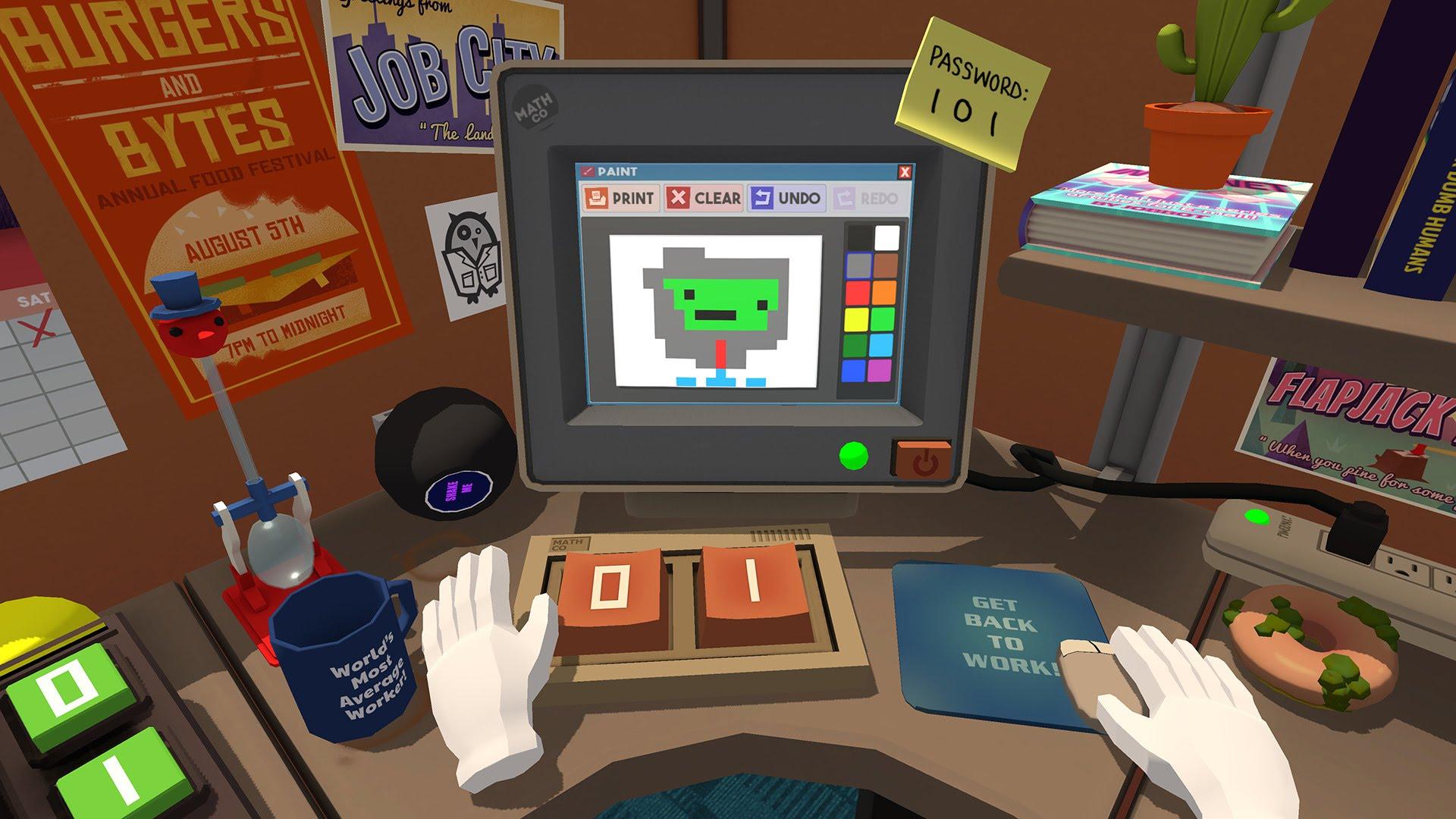 office-simulator