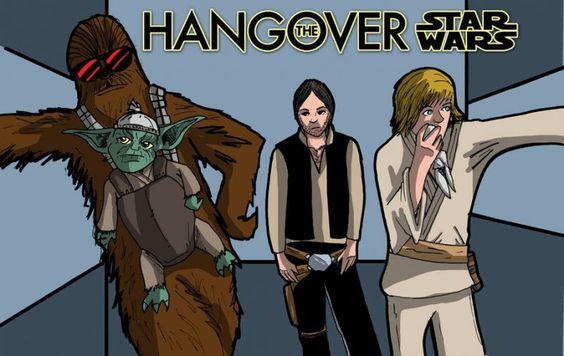 Star Wars Hangover