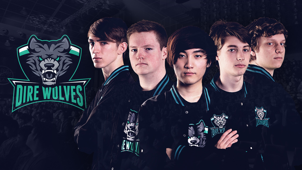 Capital One Auto Contact >> Aussie OPL eSports Team 'Dire Wolves' Gain Majority Investor
