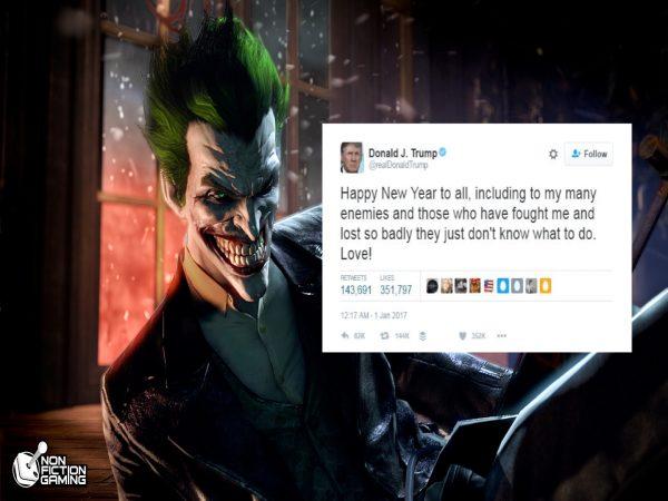 Joker Mark Hamil Trump