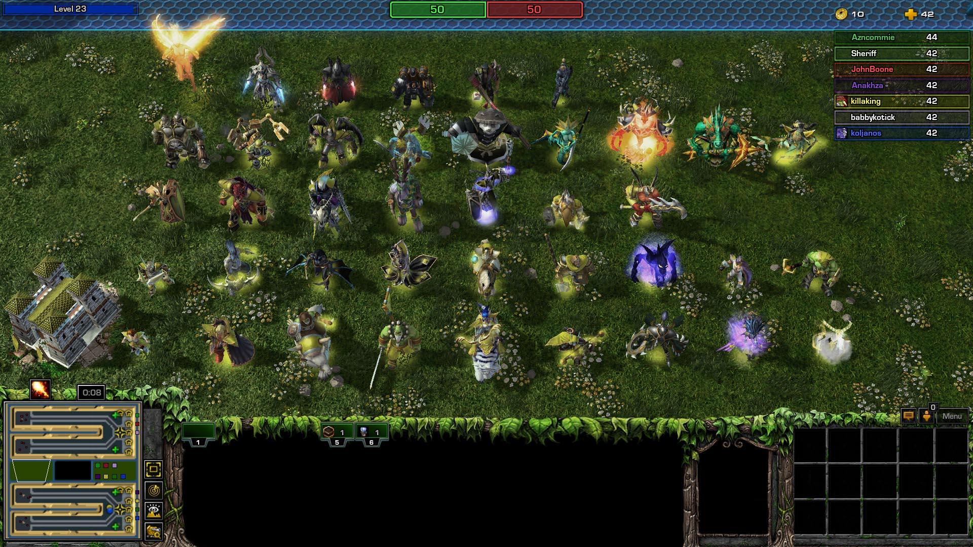 Hero Line Wars Starlight Heroes